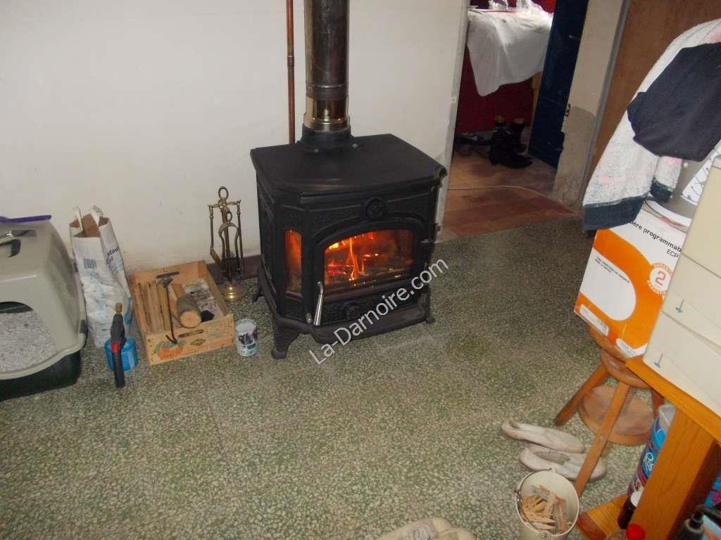Bestfire Ember boiler stove