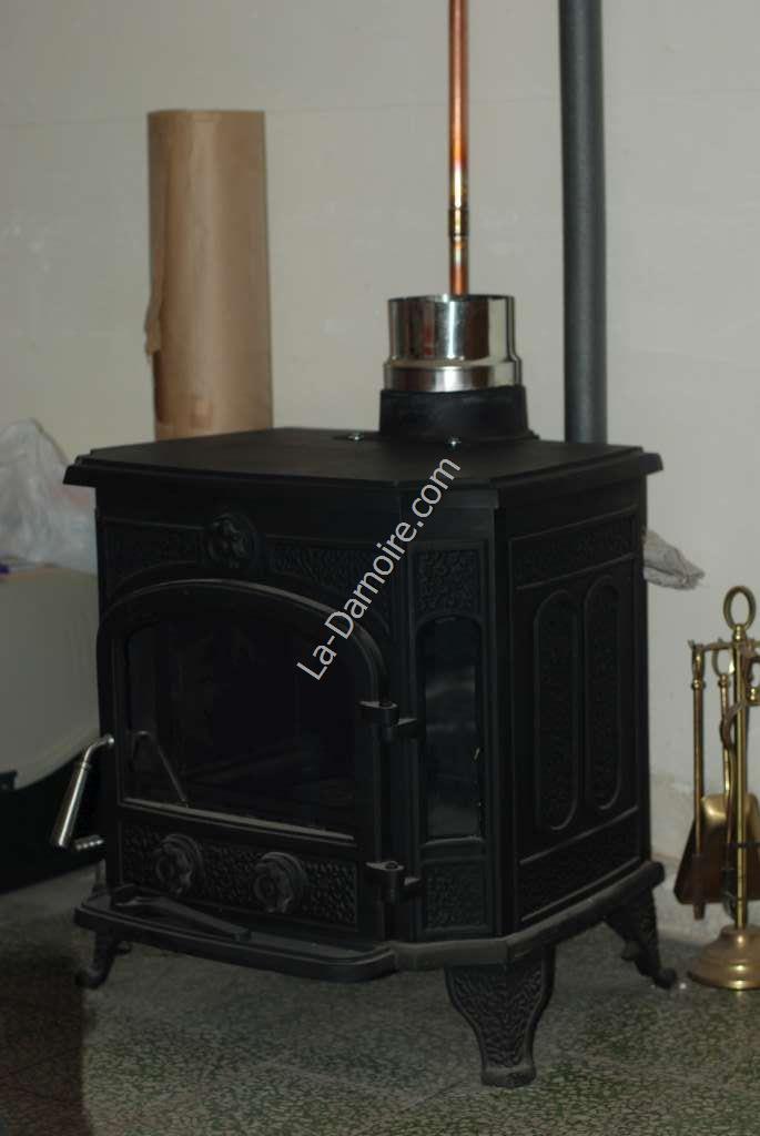 Boiler stove pipework