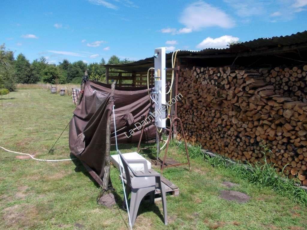 The outdoor bathroom Mark II