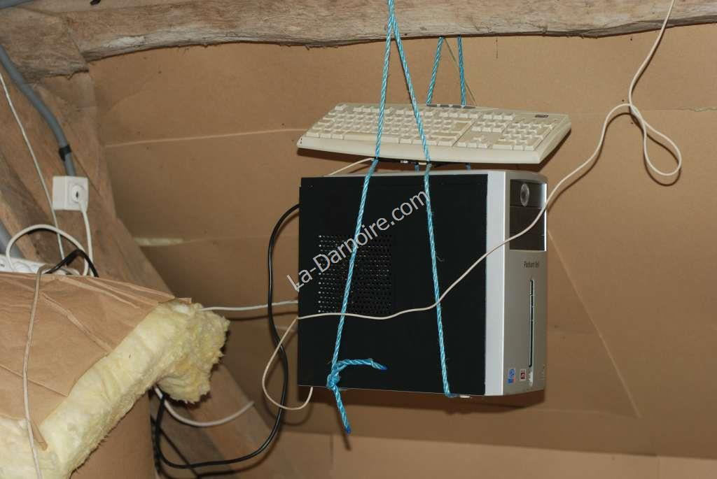 The suspended server