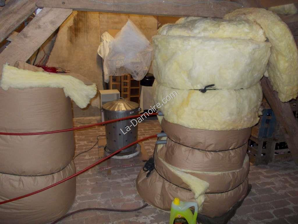 Thermal Store Insulation